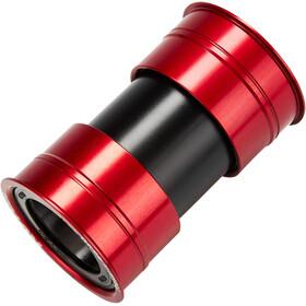 Rotor Press Fit 4630 Eje Pedalier BBright/BB386EVO/PF30, red